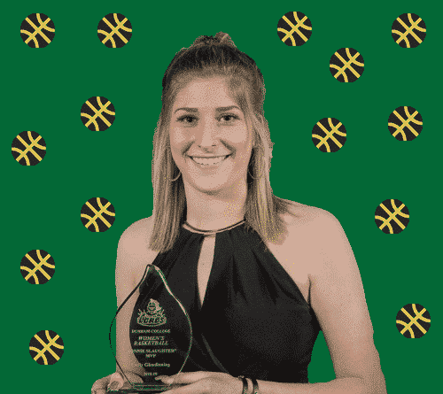 Balancing SPMA with OCAA Basketball Success: MVP Emily Glendinning