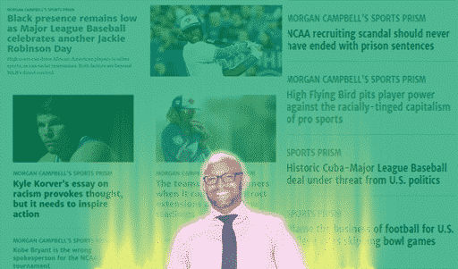 Morgan Campbell's Sports Prism: The Intersection of Sport and Society