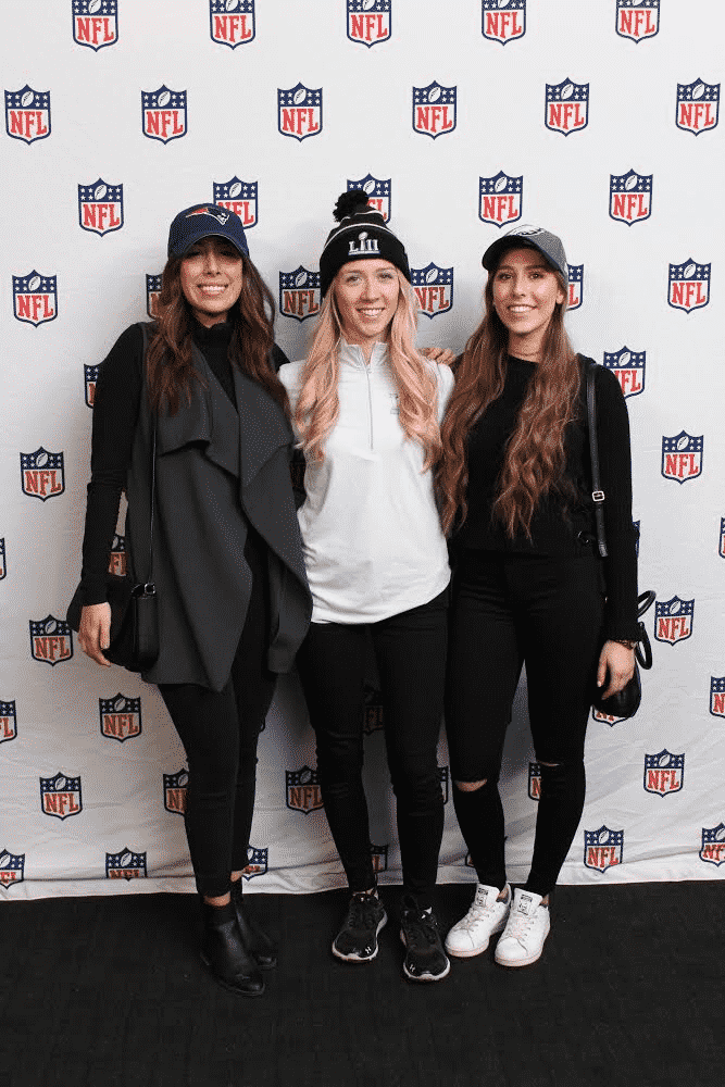 Marketing for NFL Canada - to be part of the team, you must be able to show strong teamwork skill according to Rachel Farrell. Rachel is the Associate Manager, Events & Marketing for the National Football League (NFL) Canada.