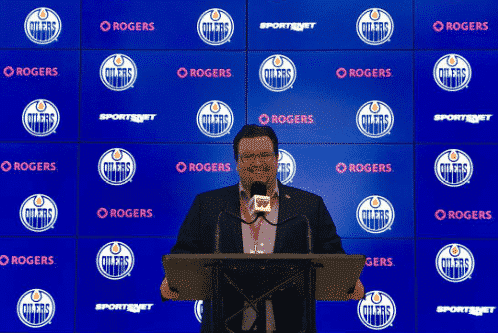 Oilers Ticket Sales Coordinator Zachery Ellis Never Took Volunteering for Granted