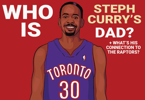 Who is Steph Curry's Father and What's His Connection to the Toronto Raptors?