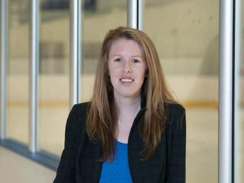 GTHL Marketing & Communications Coordinator Adrienne Middlebrook: A Path Paved Via Volunteering