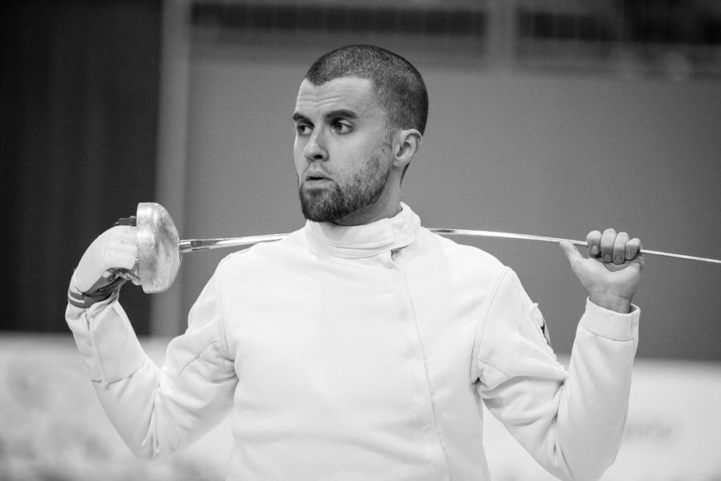 Maxime Brinck-Croteau | Technical Director | Ontario Fencing Association