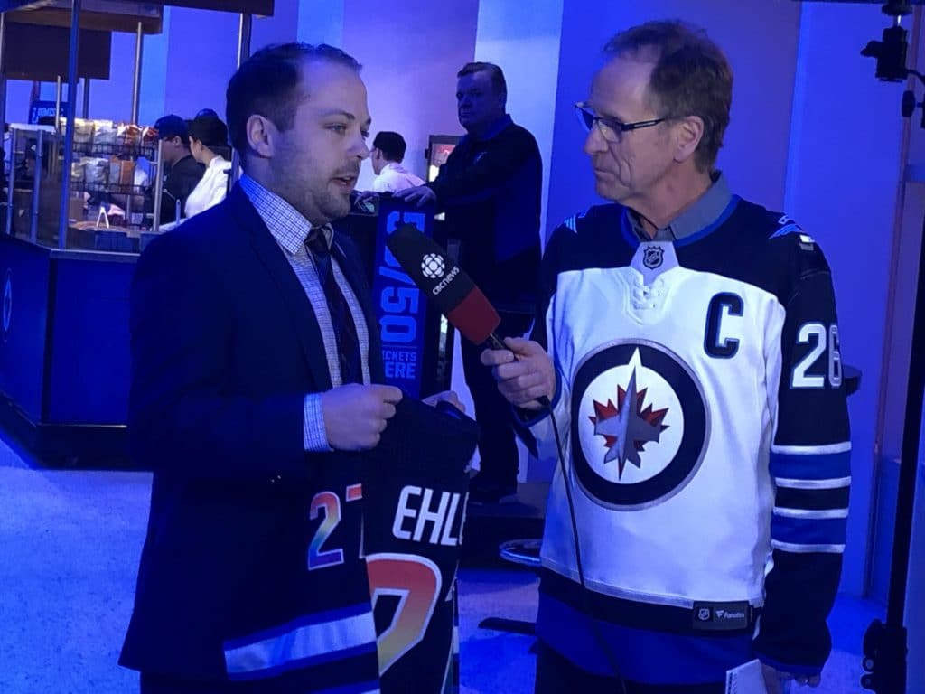 Kory Harnum | Photo | Community Relations | Winnipeg Jets