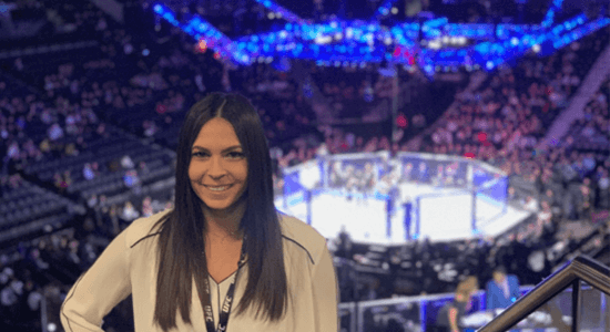 Event Development Is The Hub Of The Wheel For The UFC: Olivia Judkowitz