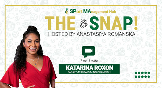 Capturing Gold & Hearts With Katarina Roxon
