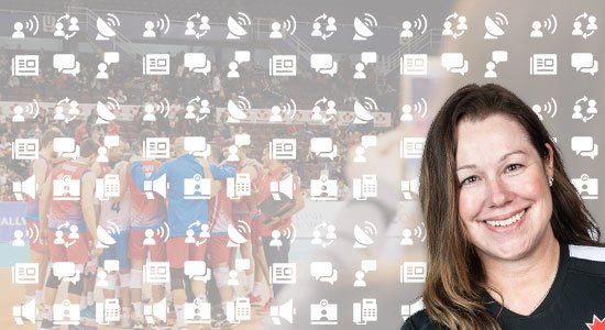 The Basics Of Good Communication From Volleyball Canada Director Jackie Skender