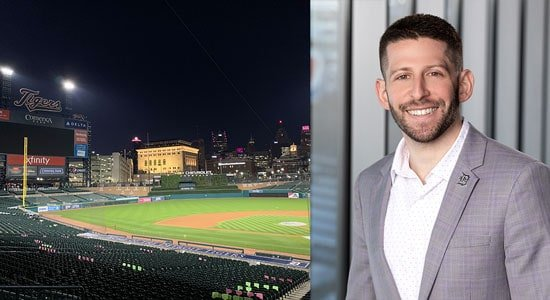Growing Into Sales Like Detroit Tigers Director Of Ticket Sales Andrew Sidney Did
