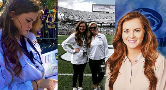 Penn State's Director Of Football Gameday Operations Kathryn Benda On Game Management
