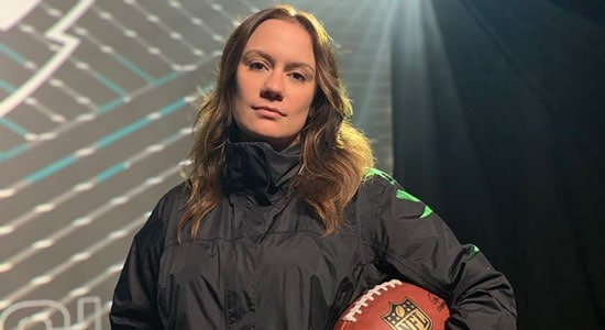Philadelphia Eagles Stacy Kelleher Brings Engaging Content To Life In Her Role As Director Of Production