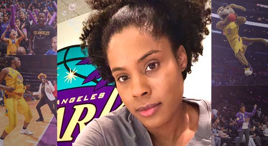 The Wubble: How Los Angeles Sparks & Danelle Winfield Adapt To New Type Of Game Day
