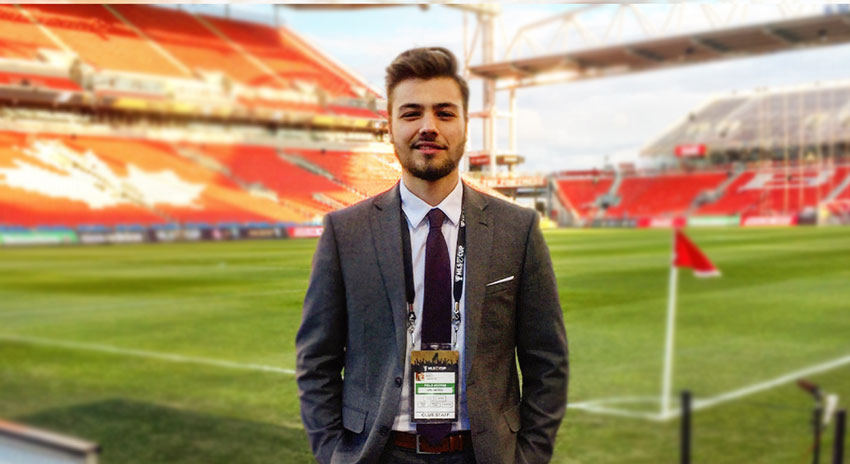 Partnerships Coordinator For Canada Soccer Business Talks About Learning On The Job