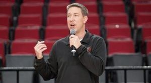 Todd Bosma Enriches The Fan Experience Through Game Operations With The Portland Trail Blazers