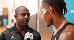 The Charlotte Hornets' Wesley Robinson On Engaging Fans And Staying On Brand